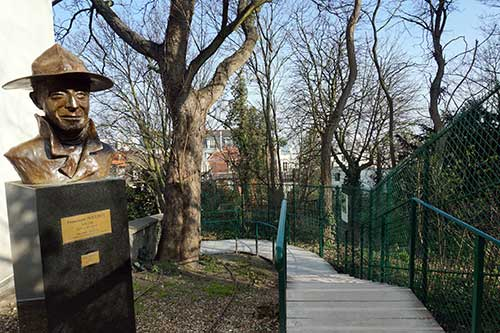 Os jardins de Renoir