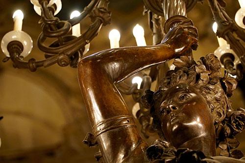 Opera Garnier, estilo Napoleão III. Foto Fabrizio Rosa