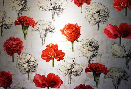 Papel de parede, Pierre Frey