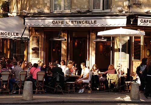 Café no Marais