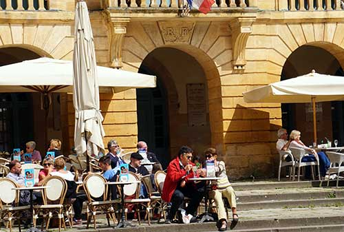 Café no Périgord