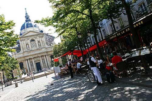 Sorbonne. Alessandro Prada no Flickr