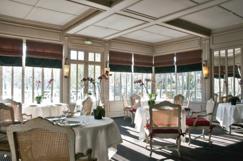 O restaurant La Grand Vigne