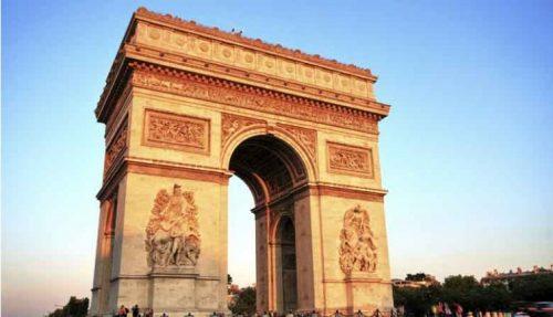O Arco do Triunfo