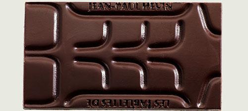 Chocolate sem açúcar Jean Paul Hévin