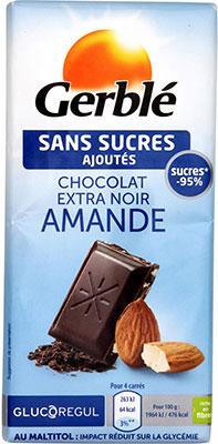 Gerbé, produtos sem açúcar encontrado nos supermercados