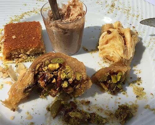 Restaurante do Institut du Monde Arabe