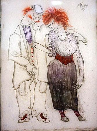 Desenho, Paul Klee