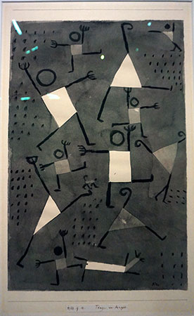 Paul Klee, os anos da guerra