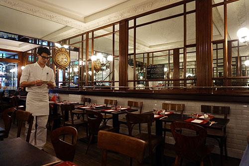 Kunitoraya 2, restaurante