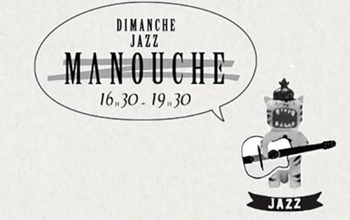 Jazz Manouche no Kinotoraya