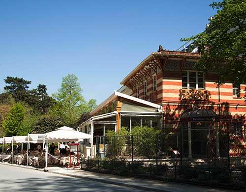 Le Pavillon Montsouris