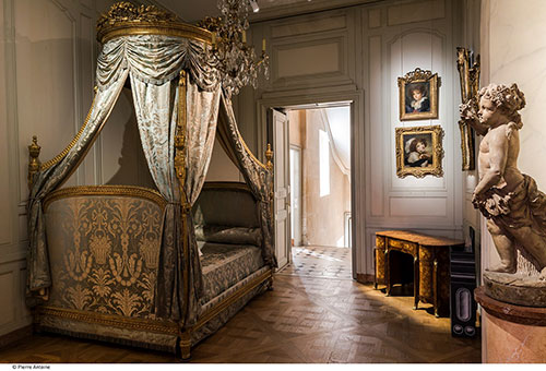 Museu Cognacq Jay. Créditos Pierre Antoine