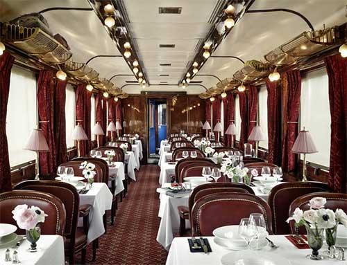 Orient Express, foto SNCF