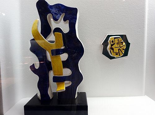 Escultura de Fernand Léger