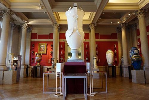 Grandes vasos de Sèvres