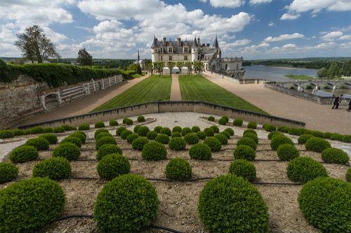 Castelo de Amboise.