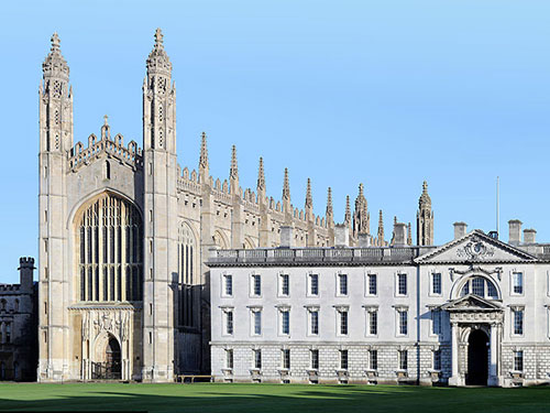 Capela do King's College. Fonte: Dmitry Tonkonog @ Wikimedia Commons