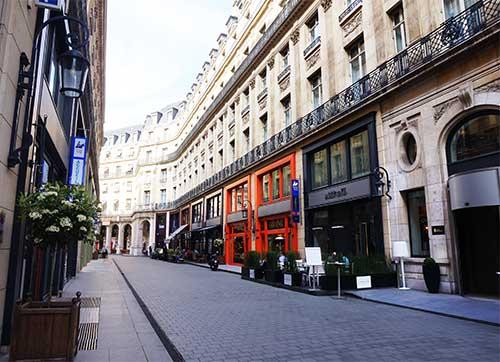 Rua Édouard VII