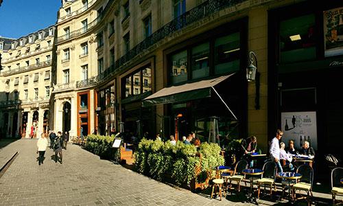 Brasserie Mon Paris