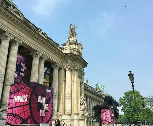 Monumenta 2016 no Grand Palais