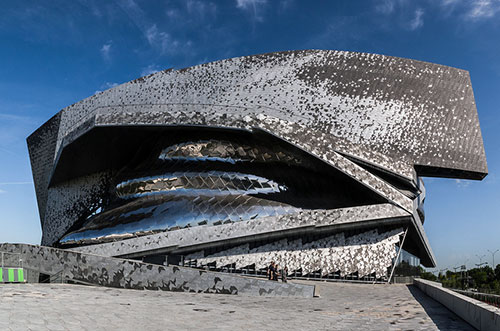 Philharmonie de Paris. Brigitte Djajasasmita no Flickr