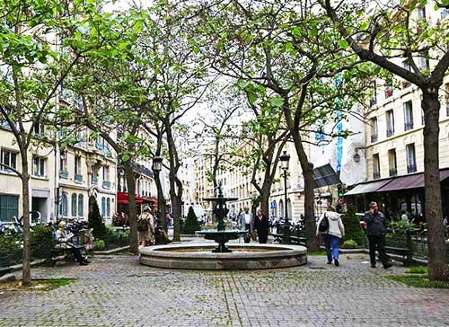 Praça Estrapade