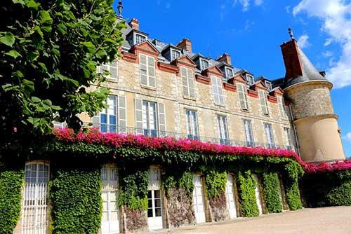 Castelo de Rambouillet. Franck Cavatz no Flickr