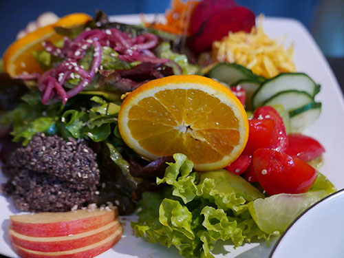 Salada Sol Semilla