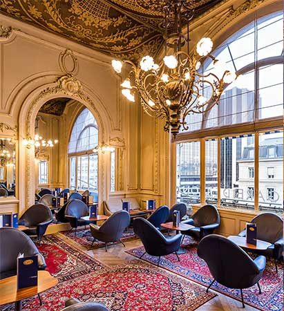Bar do Train Bleu
