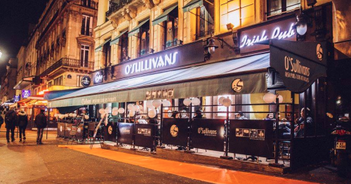 O pub O'Sullivans