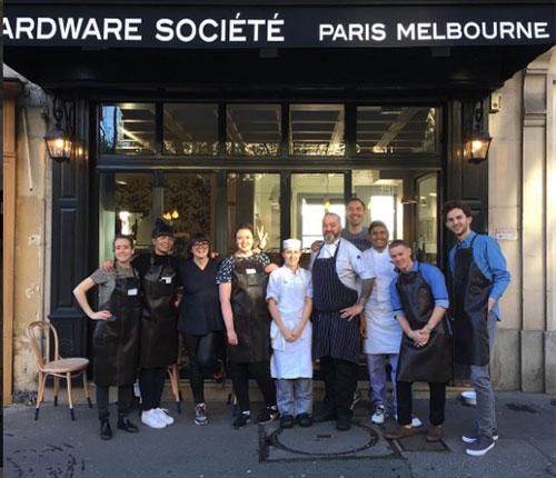 Harware Société