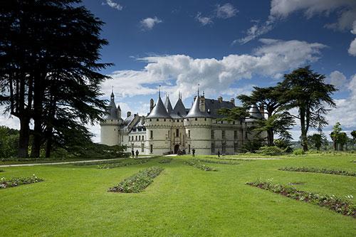Castelo Chaumont sur Loire