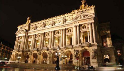 A Opéra Garnier