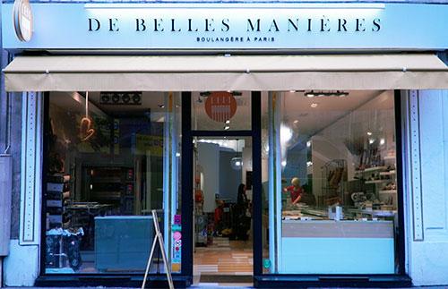 Uma das melhores padarias de Paris