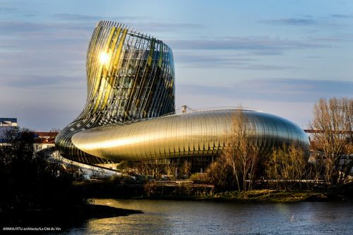 La Cité du Vin (foto: ©Anaka - XTU architects retirada do Flickr do muses)