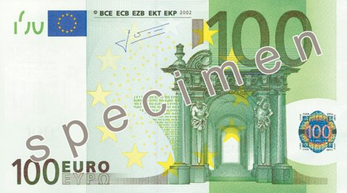 EUR_100_obverse_(2002_issue)