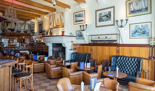Bar do Hotel Sube, Saint Tropez