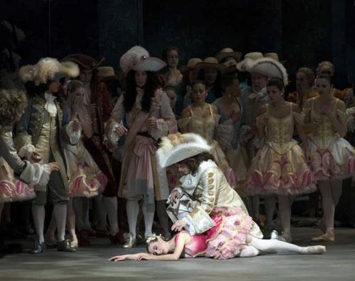La Belle au Bois Dormant do American Ballet Theatre