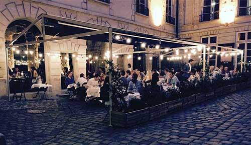 Brasserie Grand Coeur, Marais