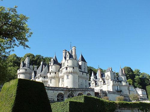 Château d'Ussé. Mária Nemes no Flickr