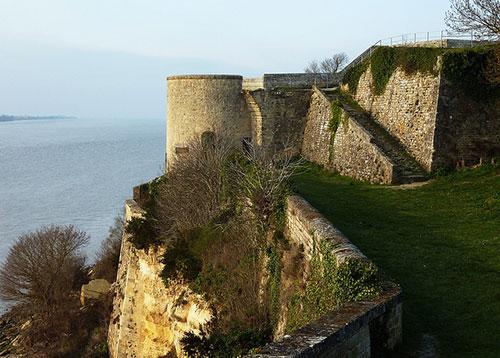 Citadelle de Blaye. Thierry Ilansades no Flickr