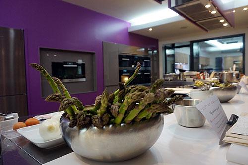 Cozinha ateliê da École Alain Ducasse