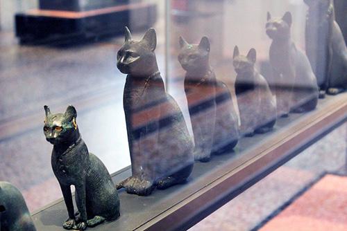 Museu do Louvre, Antiguidades Egípcias. Angélique Hayne no Flickr