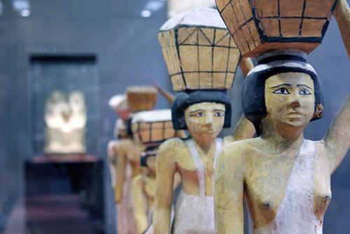 Departamento Antiguidades Egípcias do Louvre. Angélica Hayne no Flickr