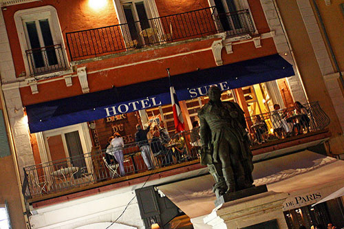 Bar do Hotel Sube. Alessandro Prada no Flickr