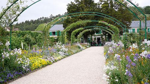 Jardim de Monet. Shiva M. no Flickr