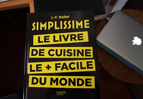 Simplissime. Le livre de cuisine le + facile du monde