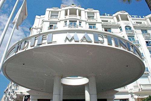 Hotel Martinez, Croisette, Cannes. Jean-François Chénier no Flickr