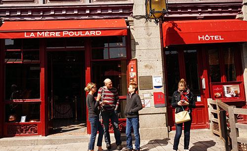 Hotel Mère Poulard